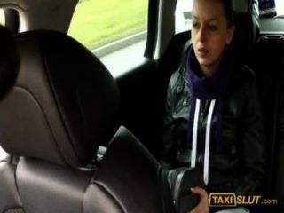 Amateur Nikky Ripped By Fraud Driver For A Free Cab Fare