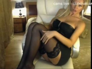 Blonde A Model Dildos Cam Show
