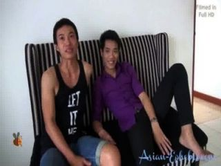 Asian-ephebes Nicky - Affair On The Sofa!