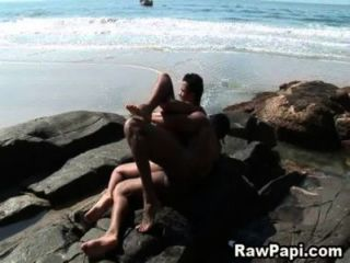 Amazing Bareback Sex Of Latin Gays