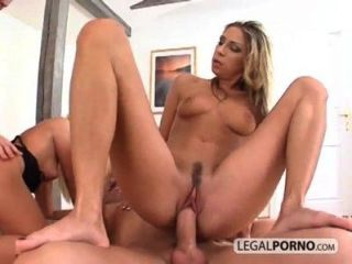 Two Big Cocks Fuck Three Hot Babes Sl-24-04