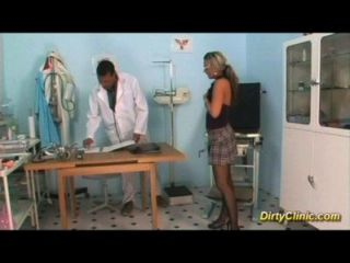 Doctor Is Fucked By Hot Babe