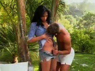 Victoria - Super Sexy Ladyboy Latina Perfect With Tj Cummings