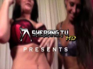Shebang.tv - Jess West & Tasha Holz