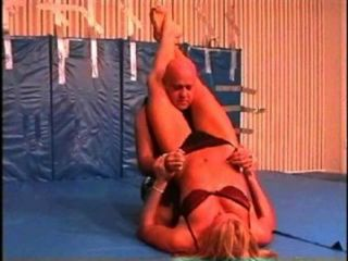 Flamingo Mixed Wrestling Mw084 Jessica Vs Paul Part 2
