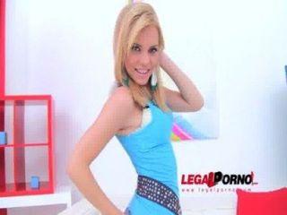 Baby Dream Petite Blonde (boy/girl Anal Video) Sz597
