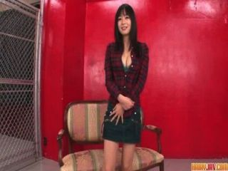Nozomi Hot Amateur Japanese Girl Masturbates