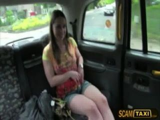 Damn Hot Olga Rides A Taxi And Gets Hard Fucked In The Backseat For A Free Ride
