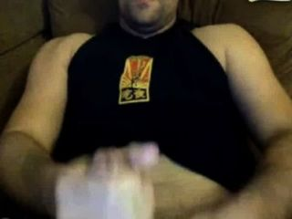 Married Dad Cums While Wife Is Out