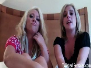 You Should Be Our New Sorority House Slave
