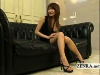 Subtitled Japanese Fingering In Front Of Real Friends