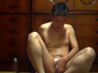 Japanese Gay Masturbation Vol.12