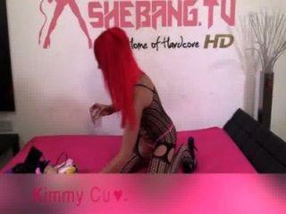 Shebang.tv - Lucia Love & Kimmy Cumlots