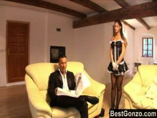 My Wife Seduced Our Maid
