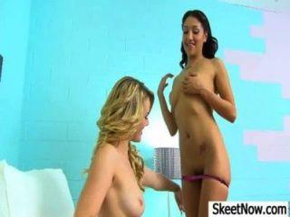 Double Pleasure Vicki And Sierra