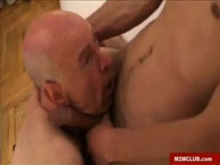 Sugar Daddy Fucked By Str8 Jock