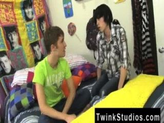 Twinks Xxx Kain Lanning And Tyler Bolt Are Up To No Fine Today. A