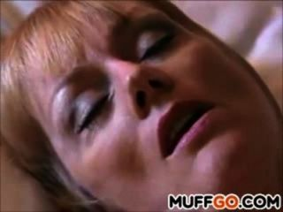 Horny Mature Gets Creampied