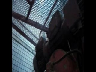 Girl In Lift (hana Liska)