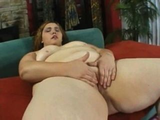 Sexy Chubby Girl Takes A Cumshot