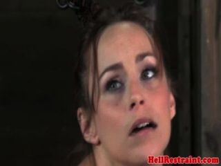 Anally Hooked Skank Being Punished