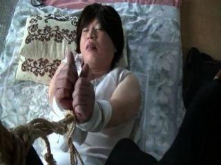 Jyosoukofujiko Was Tied And Fucked
