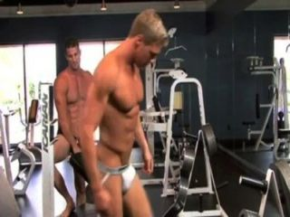 Gym Buddies Mutual Sex