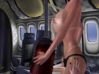 Sluts On A Plane