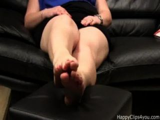 Carolina Barefoot Footplay