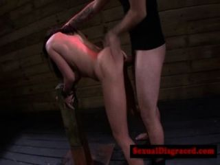 Bdsm Petite Fetish Babe Drilled Roughly