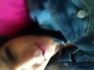 Novinha Gostosa Mostrando A Xota E O Peito Rosadinho
