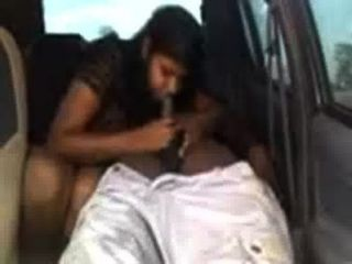 Indian College Couple Fuck In Car