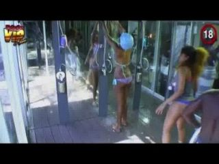 Bba-hotshots-showerhour-lilian, Sheillah, Samantha  (high Quality Video)