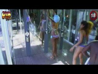 Bba-hotshots-showerhour-lilian, Sheillah, Samantha  (high Quality Video)