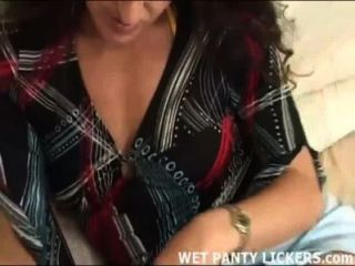 Kinky Girls Steals Panties To Masturbate With
