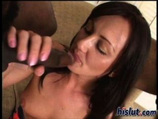 Gia Loves Black Cock
