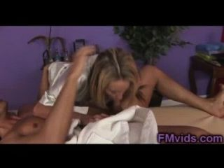 Kiara Diane Sexy Blonde Masseuse