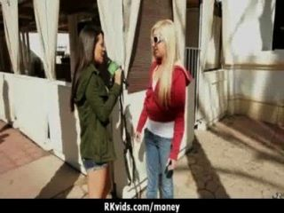 Sexy Wild Chick Gets Paid To Fuck 15