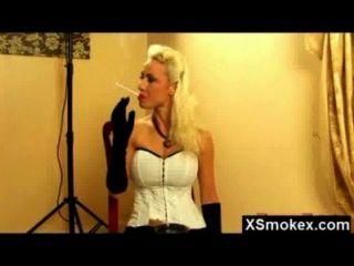 Phat Booby Kinky Smoking Mature Rammed