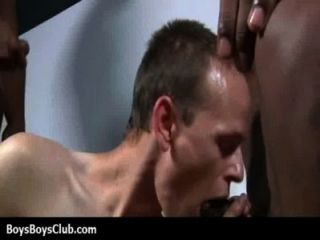 Muscled Black Gay Boys Humiliate White Twinks Hardcore 29