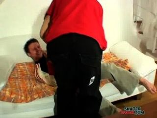 Spanked And Fucked Good!