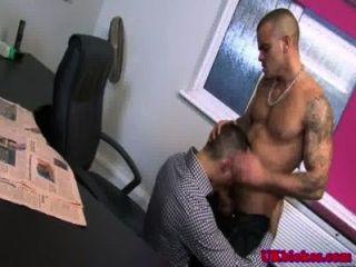 British Colleagues Bum Bandits Suck Cock