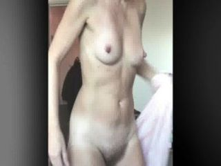 Kathrine My 51 Year Old Wife With Hairy Pussy, Puffy Nipples Just Had A Shower