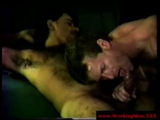 Gay Amateur Cums On Straight Guys Balls