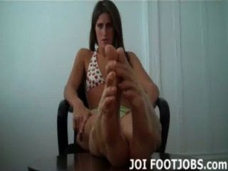 I Oiled Up My Feet Just For You Baby