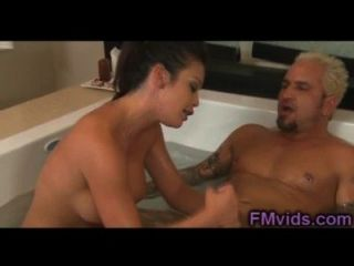 Sexy Mia Lelani Fucked In The Bathtub