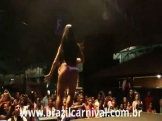 Solo Power Dance Brazilian Samba Dance Performance  Competition[1]