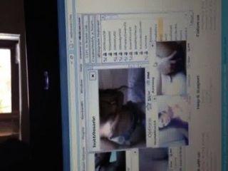 Milking On Webcam