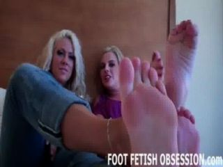 Me And Roxie Need Our Feet Worshiped