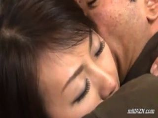 Skinny Milf Getting Her Tits Rubbed Sitting To Her Husband Face Licked On The Be